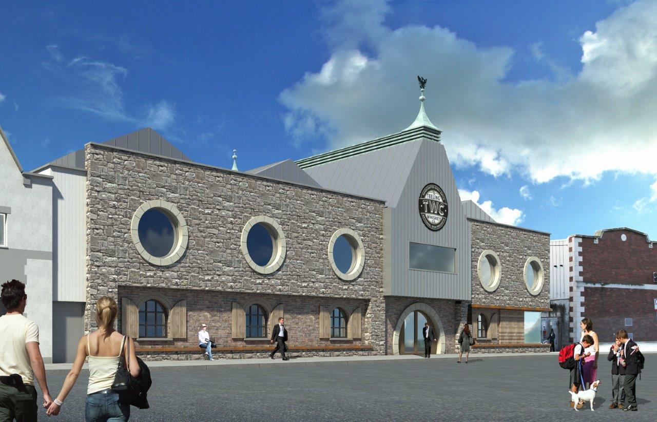 Irish Whiskey Trail - Teeling Distillery