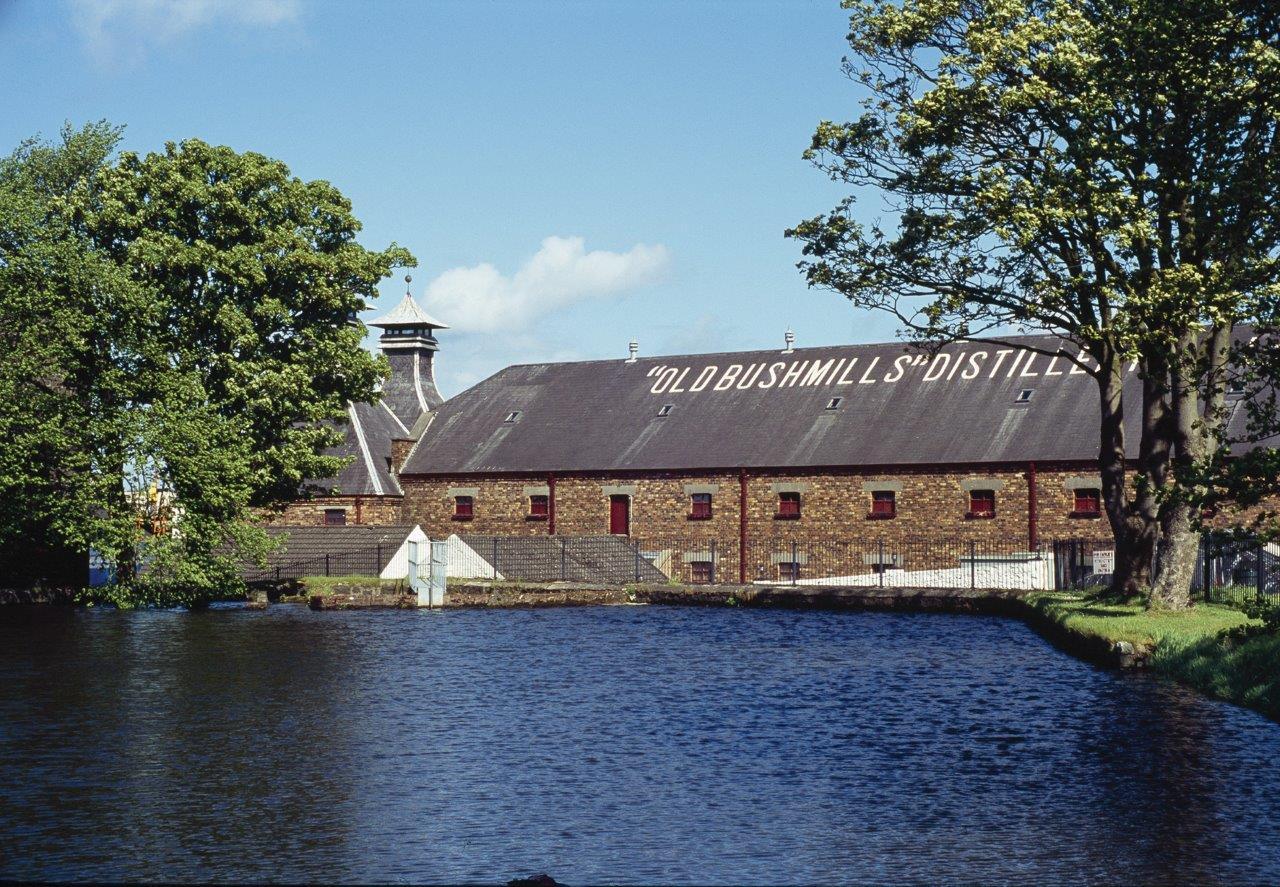 irish Whiskey Trail Bushmills Distillery