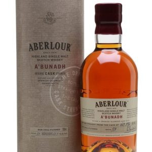 Aberlour A'Bunadh Batch 59 Speyside Single Malt Scotch Whisky