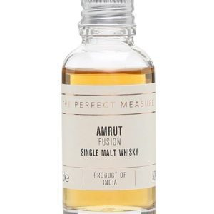Amrut Fusion Sample Indian Single Malt Whisky
