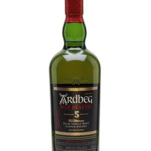 Ardbeg Wee Beastie / 5 Year Old Islay Single Malt Scotch Whisky
