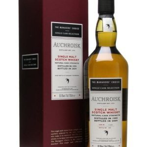Auchroisk 1999 / 9 Year Old / Managers' Choice / Sherry Cask Speyside Whisky