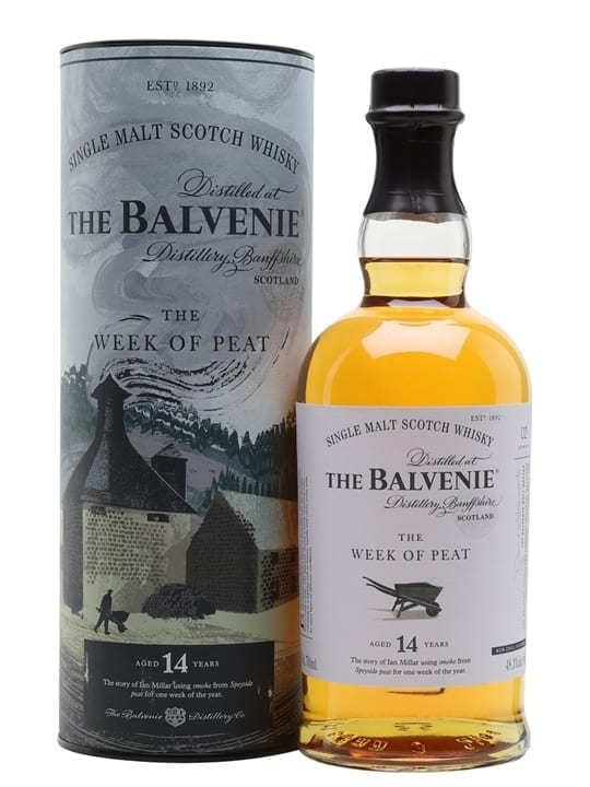 Balvenie Week of Peat 14 Year Old / Story No.2 Speyside Whisky