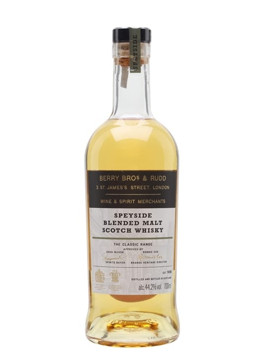 Berry Bros & Rudd Speyside Blended Malt Speyside Blended Malt