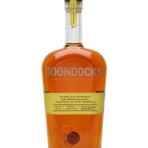 Boondocks 8 Year Old Bourbon / Port Cask Finish