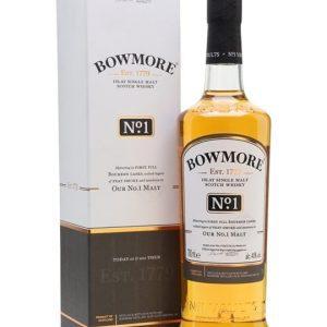 Bowmore No.1 Islay Single Malt Scotch Whisky