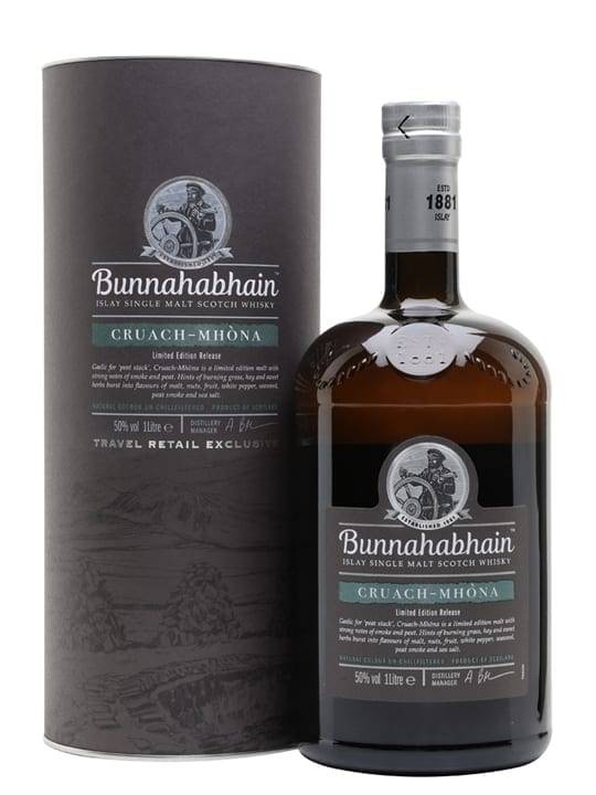 Bunnahabhain Cruach-Mhona Islay Single Malt Scotch Whisky