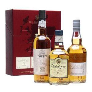 Classic Malts Gentle Collection / 3x20cl