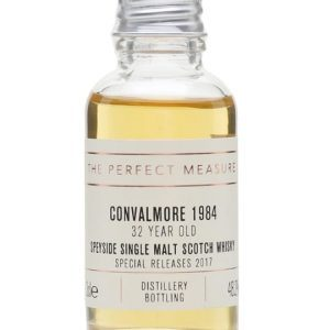 Convalmore 1984 Sample / 32 Year Old / Special Releases 2017 Speyside Whisky
