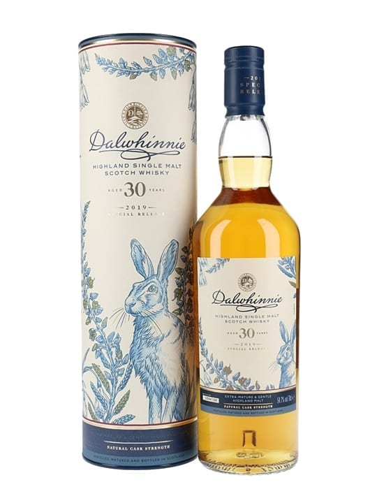 Dalwhinnie 30 Year Old / Special Releases 2019 Speyside Whisky