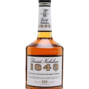 David Nicholson 1843 / 100 Proof Kentucky Straight Bourbon Whiskey