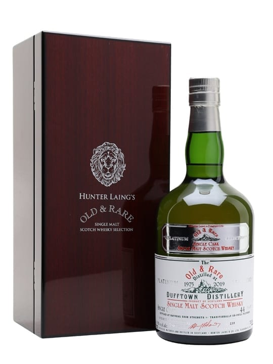 Dufftown 1975 / 44 Year Old / Old & Rare Speyside Whisky