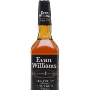 Evan Williams Extra Aged Kentucky Straight Bourbon Whiskey