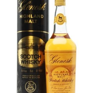 Glenesk / Bot.1970s Highland Single Malt Scotch Whisky