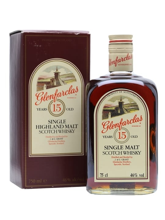 Glenfarclas 15 Year Old / Bot.1980s Speyside Single Malt Scotch Whisky
