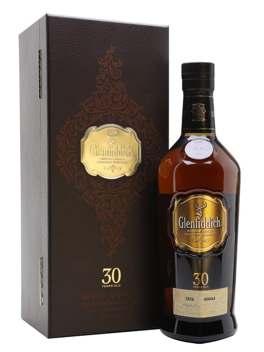 Glenfiddich 30 Year Old / 2018 Release Speyside Whisky