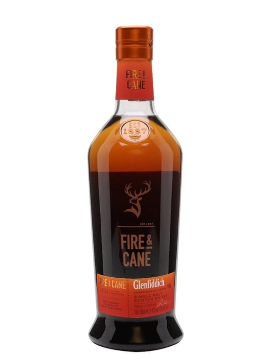 Glenfiddich Fire and Cane / Experimental Series #04 Speyside Whisky