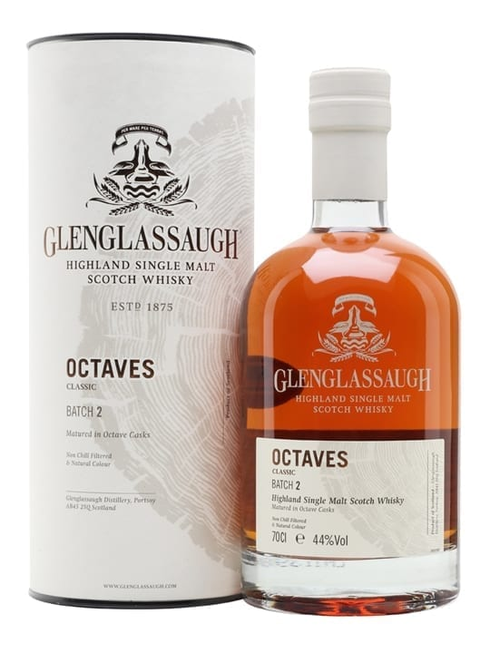 Glenglassaugh Octaves Classic / Batch 2 Highland Whisky