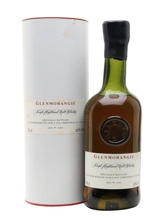 Glenmorangie / Last Christmas at Leith Highland Whisky