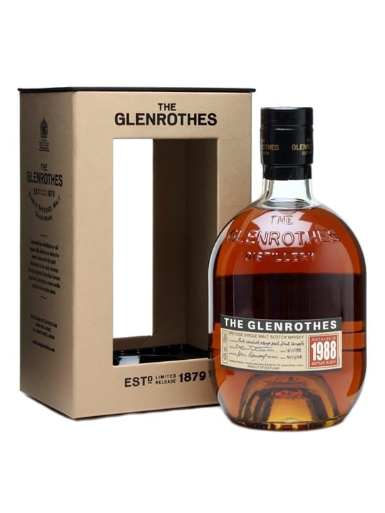 Glenrothes 1988 / Bot.2011 Speyside Single Malt Scotch Whisky