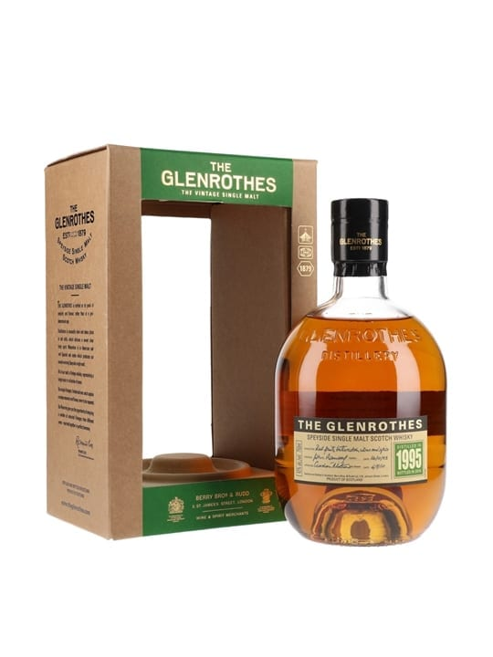 Glenrothes 1995 / Bot.2016 Speyside Single Malt Scotch Whisky
