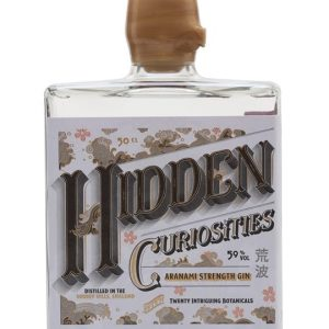 Hidden Curiosities Aranami Strength Gin