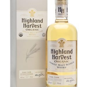Highland Harvest Organic Single Malt Single Malt Scotch Whisky