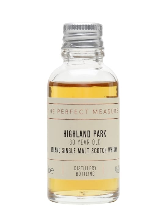 Highland Park 30 Year Old / 2019 Release Island Whisky