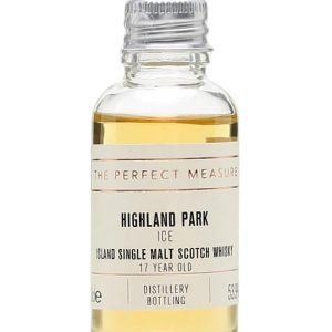 Highland Park Ice 17 Year Old Sample Island Single Malt Scotch Whisky