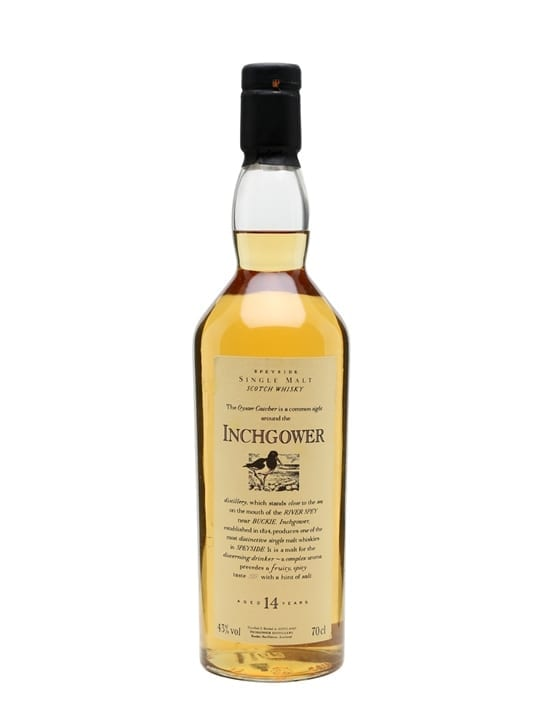 Inchgower 14 Year Old / Flora & Fauna Speyside Whisky