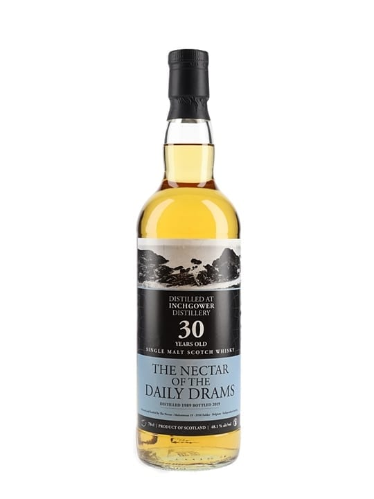 Inchgower 1989 / 30 Year Old / Daily Dram Speyside Whisky