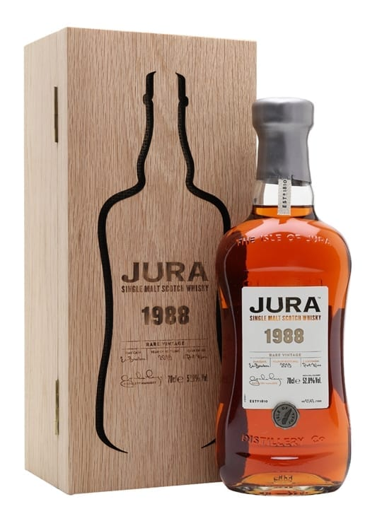 Jura 1988 Vintage Series 2 / Port Finish Island Whisky