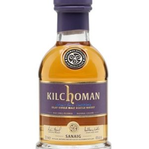 Kilchoman Sanaig / Small Bottle Islay Single Malt Scotch Whisky