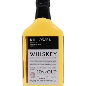 Killowen Small Batch 10 Year Old / Peated experimental series