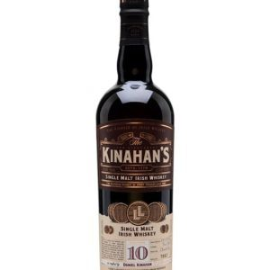 Kinahan's 10 Year Old Single Malt Single Malt Irish Whiskey