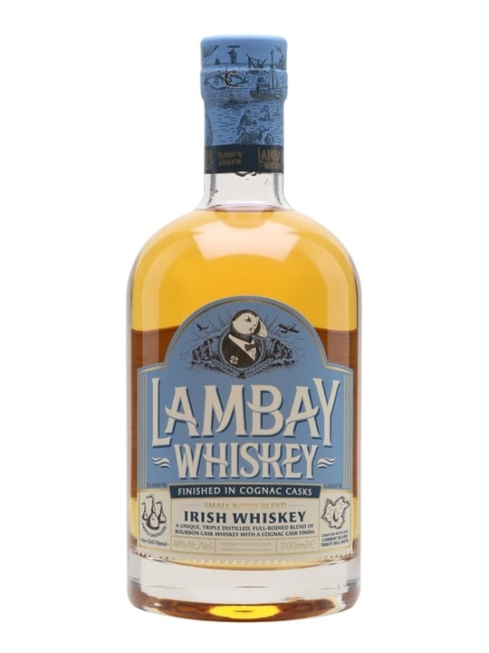 Lambay Blended Irish Whiskey Blended Irish Whiskey