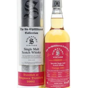 Longmorn 2002 / 17 Year Old / Signatory for TWE Speyside Whisky