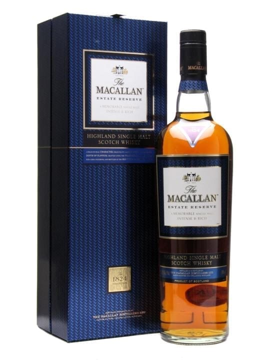 Macallan Estate Reserve / 1824 Collection Speyside Whisky