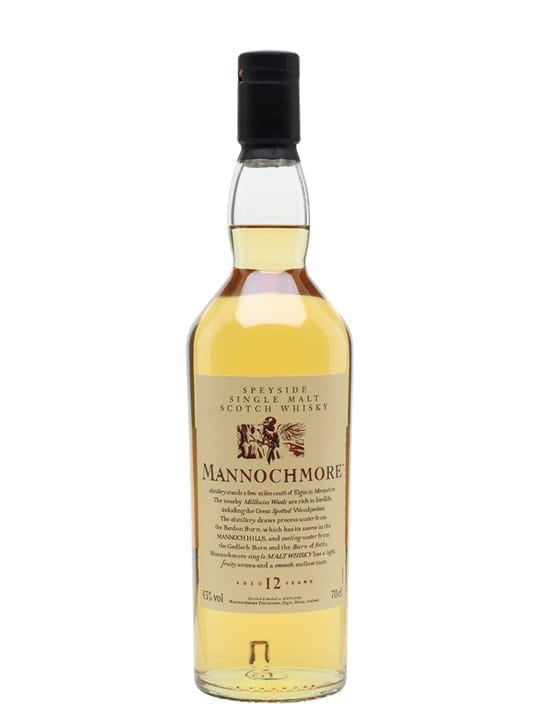 Mannochmore 12 Year Old / Flora & Fauna Speyside Whisky