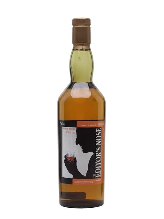 Mortlach 10 Year Old / Editor's Nose Speyside Whisky