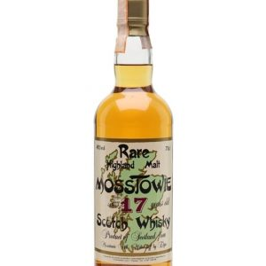 Mosstowie 17 Year Old / Bot.1980s / Sestante Speyside Whisky