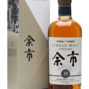 Nikka Yoichi 10 Year Old Japanese Single Malt Whisky