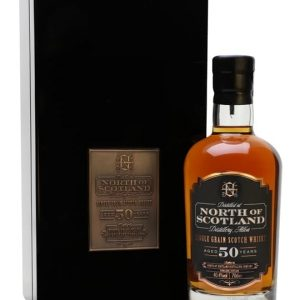 North of Scotland 50 Year Old Lowland Single Grain Scotch Whisky