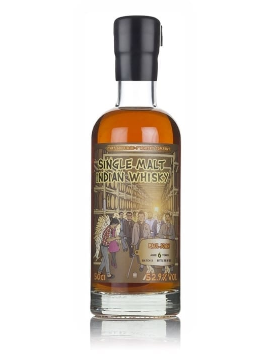 Paul John 6 Year Old / Batch 3 / That Boutique-y Whisky Company Single Whisky