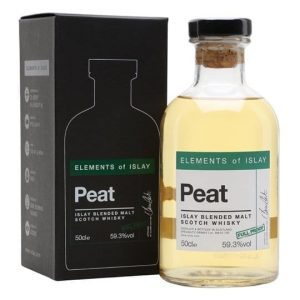 Peat - Full Proof / Elements of Islay Islay Blended Malt Scotch Whisky