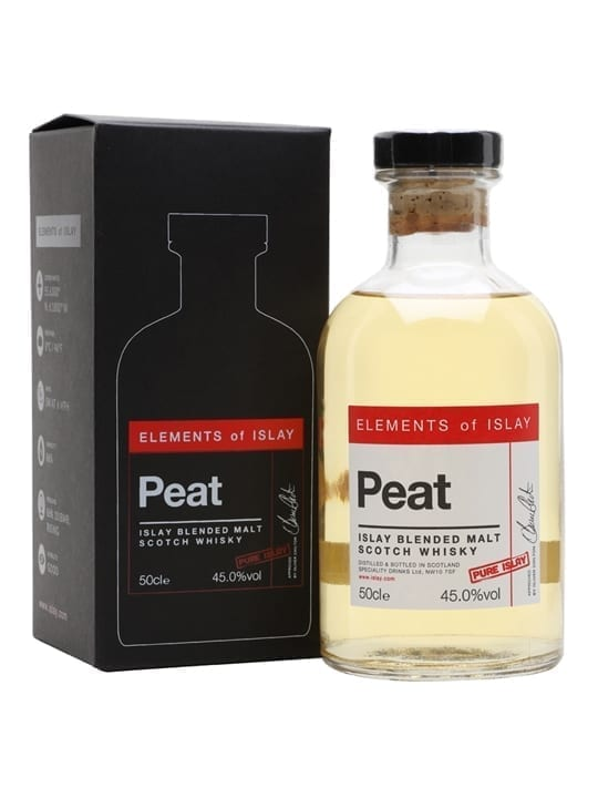 Peat (Pure Islay) / Elements of Islay Islay Blended Malt Scotch Whisky