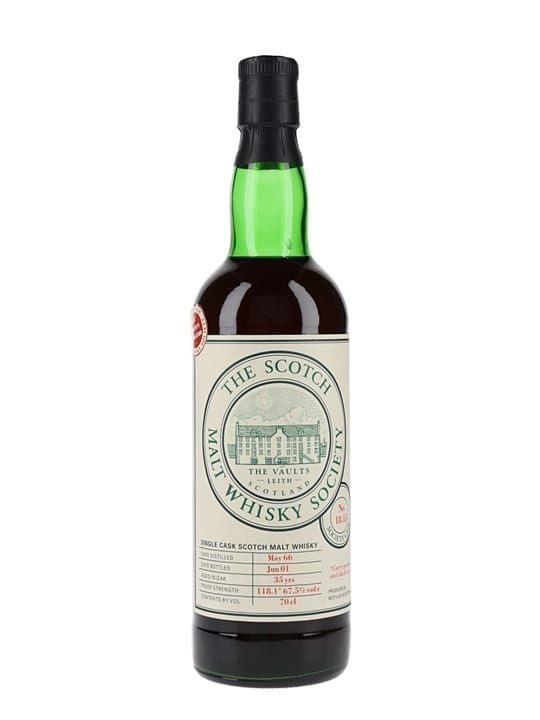 SMWS 18.15 (Inchgower) / 1966 / 35 Year Old / Sherry Cask Speyside Whisky