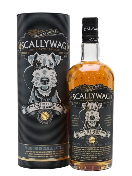 Scallywag Speyside Blended Malt Speyside Blended Malt Scotch Whisky