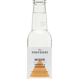 Sekforde Whisky & Bourbon Mixer / Single Bottle