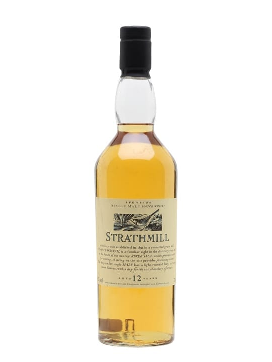 Strathmill 12 Year Old / Flora & Fauna Speyside Whisky